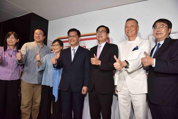 星夢郵輪探索夢號環島開航記者會於9月3日在台北雄獅旅遊總部舉行