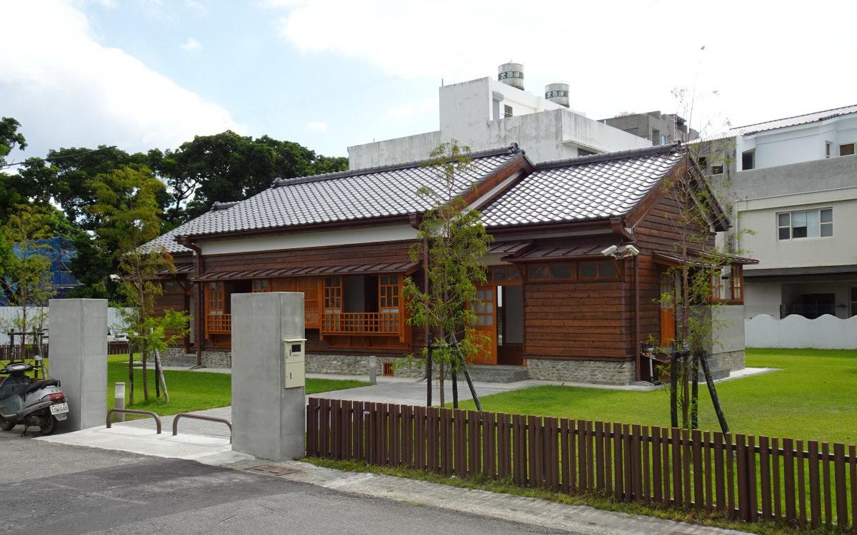 民權里日式建築文化園區