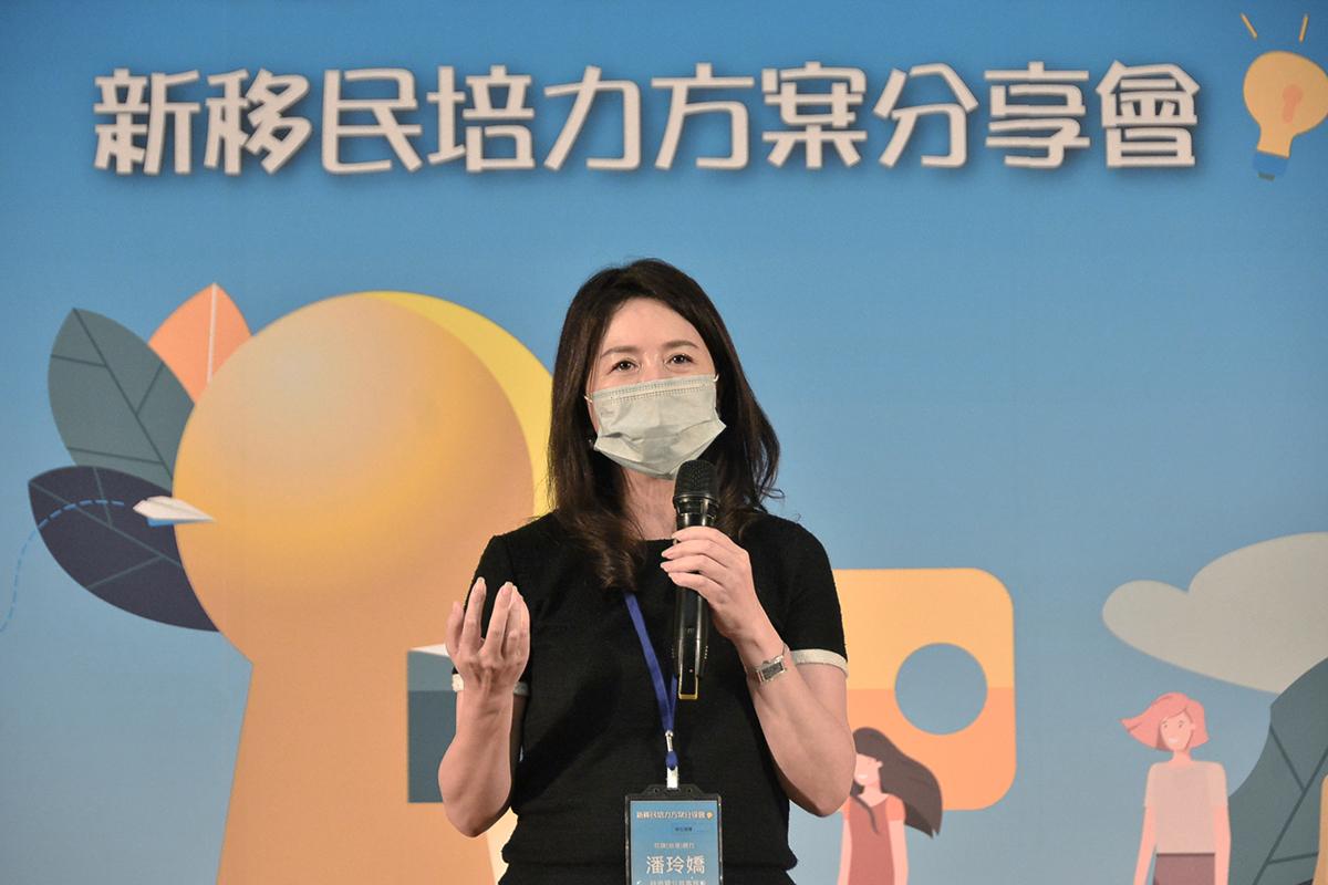 花旗台灣銀行政府暨公共事務長暨發言人潘玲嬌