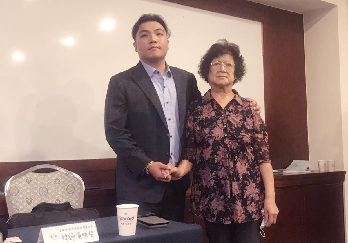 楊育偉在9席董事中,共計拿下6席普通董事與2席獨董,獲董事會優勢,在阿嬤吳奈美的坐鎮支持下續任董事長。圖 / 宋佳景 攝