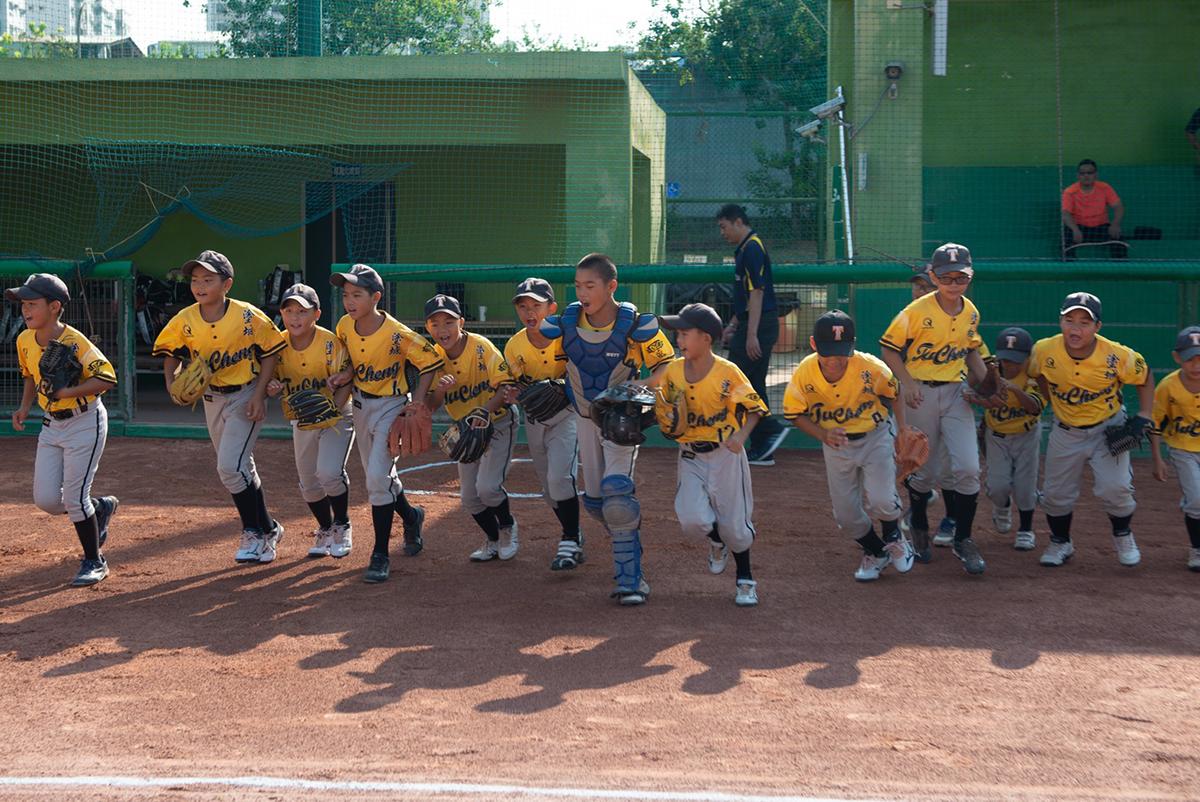 台中市金龍盃全國少棒菁英賽列賽事分為少棒-青少棒-青棒三個層級