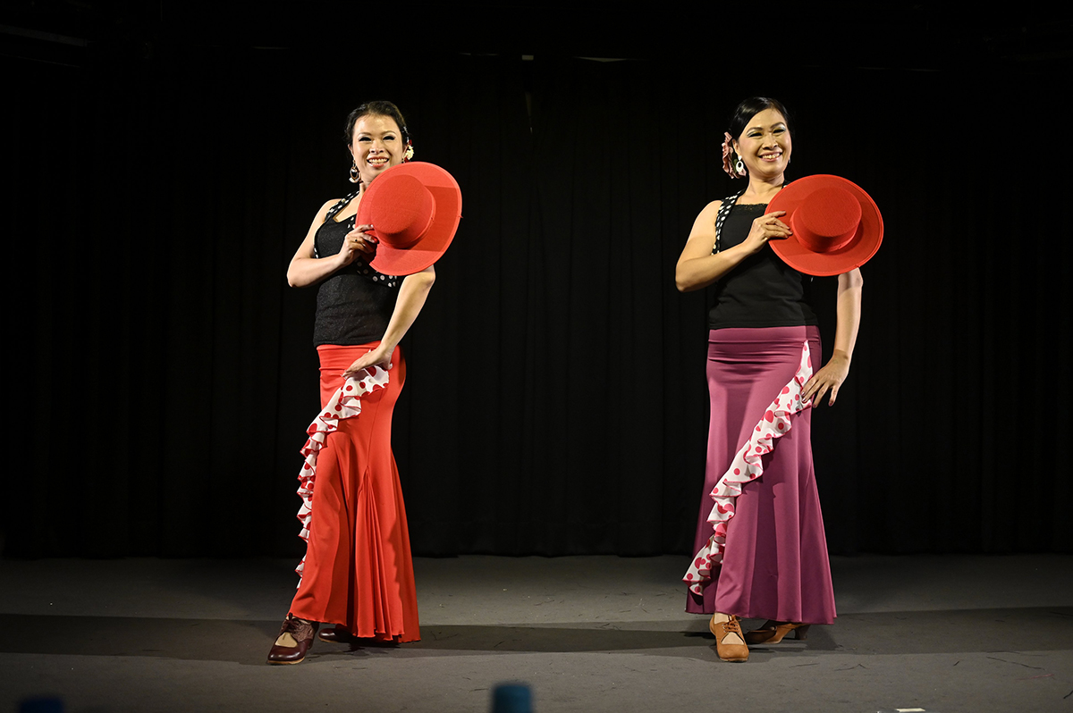 寶來塢電影舞蹈原本就融合多種舞蹈元素