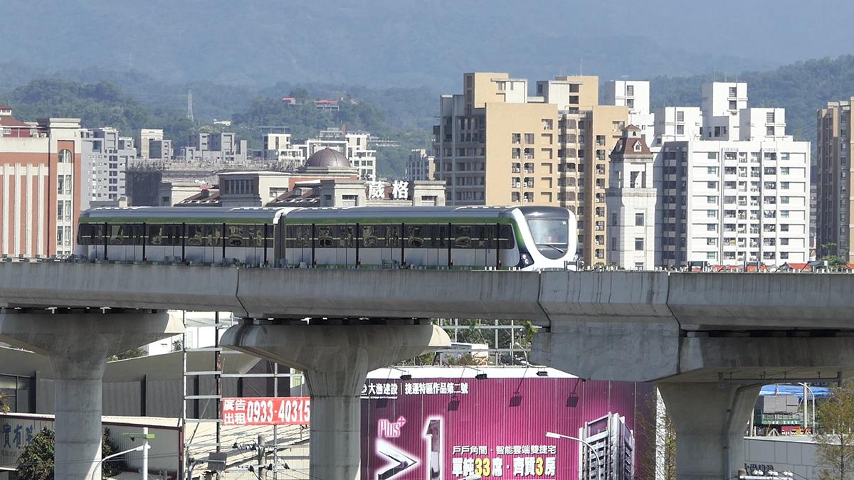 台中捷運公司董事長林志盈表示,中捷車站硬體工程及站內設備設施均已完工