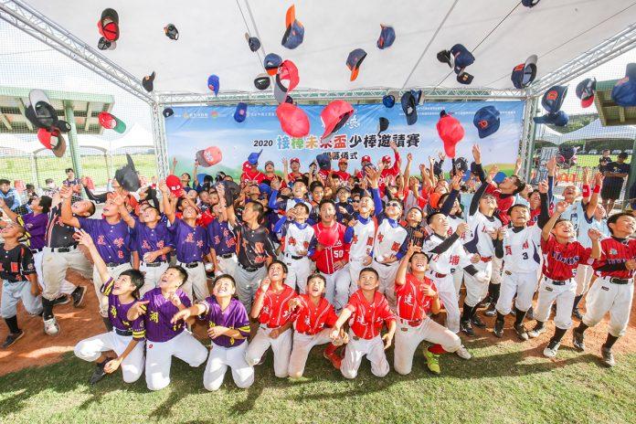 「接棒未來盃」在頭前溪河濱公園左岸棒球場、虎林棒球場、竹東河濱棒球場等地開打,共有24支隊伍參加。