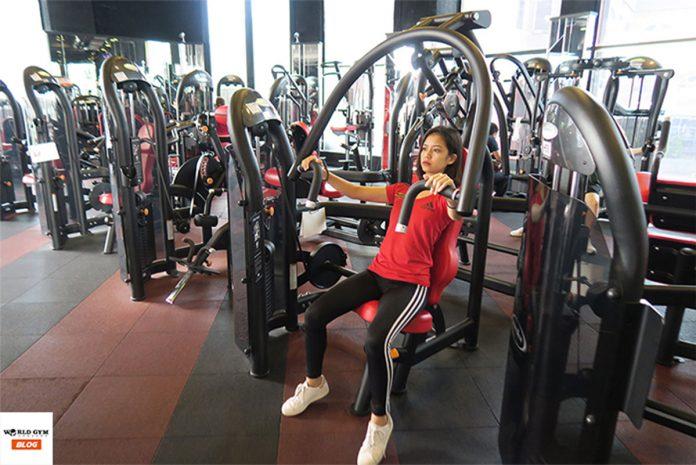 World Gym Blog真心建議,一定要配合無氧運動、提高代謝,可以幫助你衝破停滯期的那道牆;但不少女生認為做重訓會變太壯。