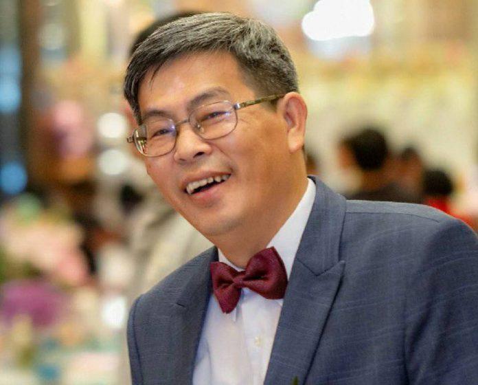 台中市清水區牛罵頭文化協進會理事長吳長錕