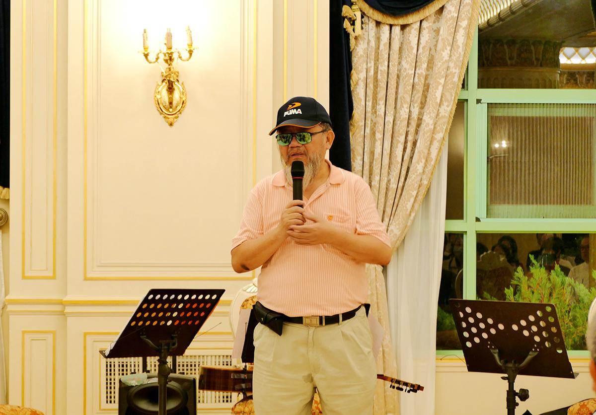 米堤總經理李麗裕表示,舉辦公益音樂會旨在培育國家優秀音樂家的發展
