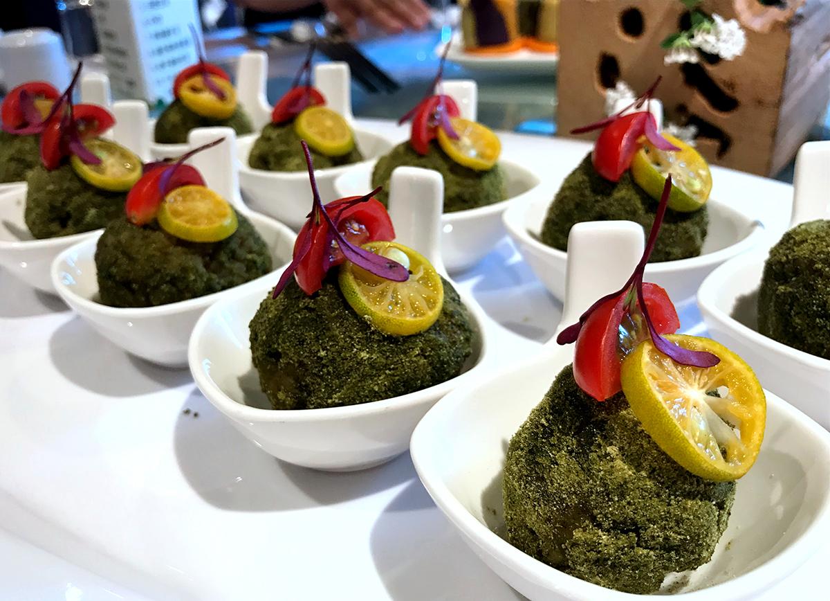 山城風味蔬食宴–《家味香客家廚房》蔬食宴