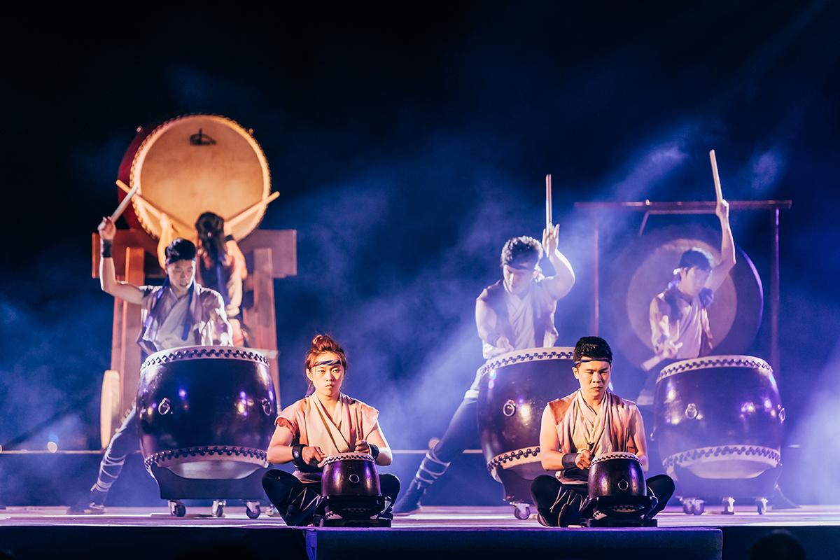十鼓擊樂團以「傳創台灣土本文化,發揚鼓樂藝術薪傳」為發展目標