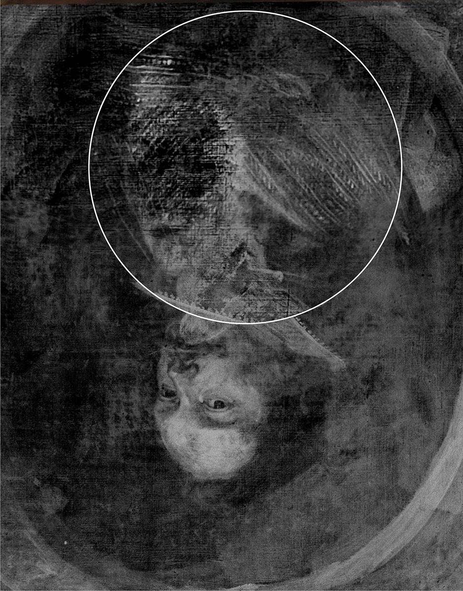 菲德烈克・范・馬瑟萊爾肖像