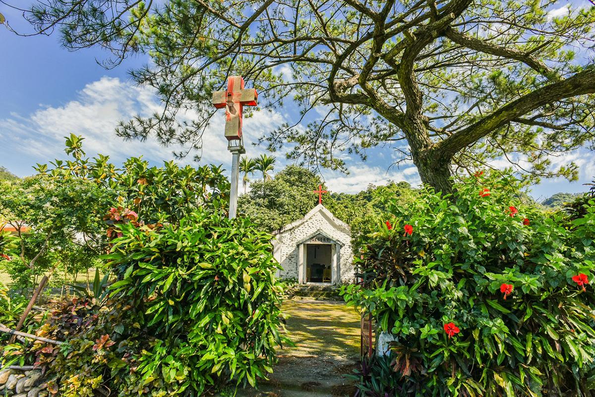 台東山里教堂-可樂旅遊提供