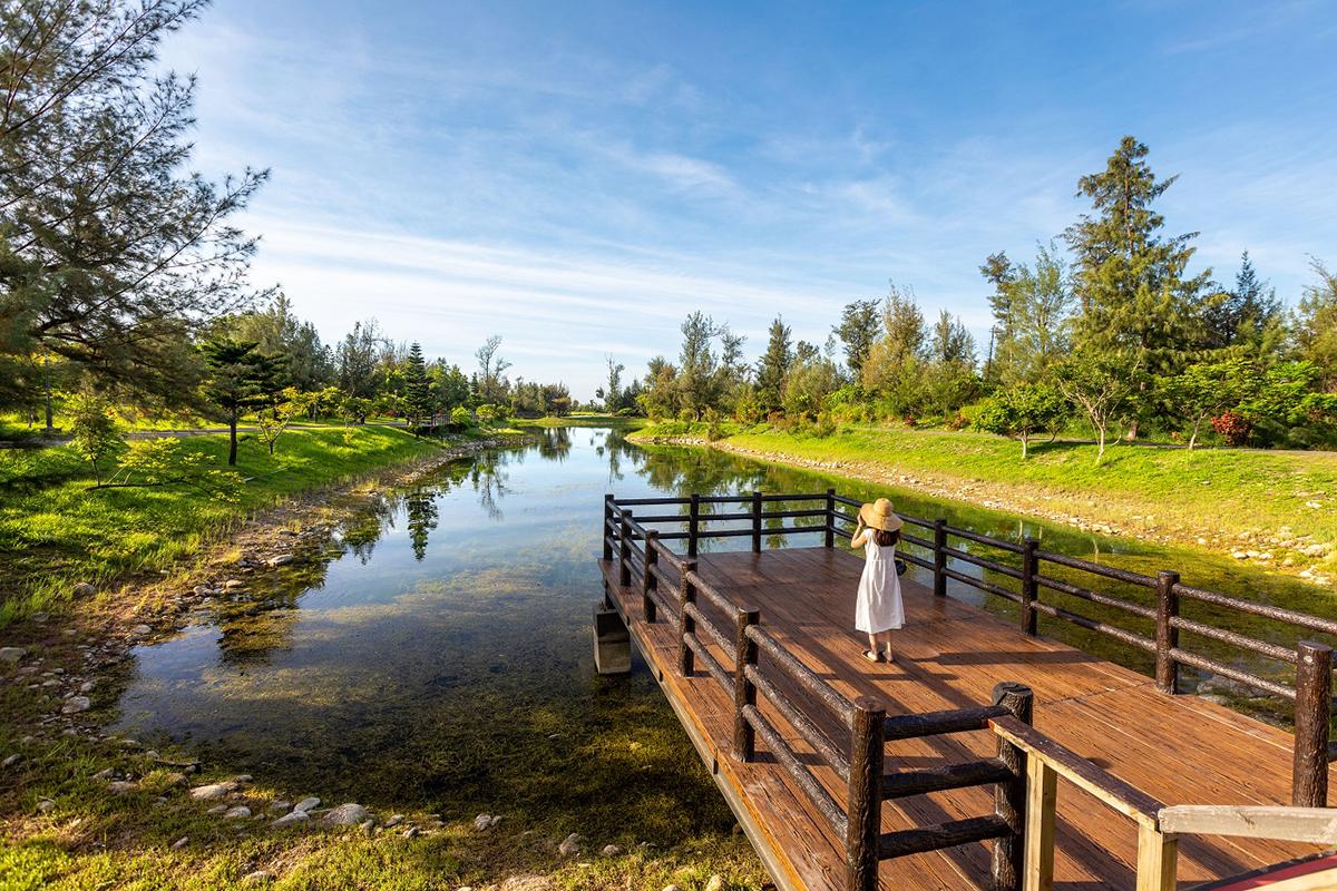 台東森林公園琵琶湖-可樂旅遊提供