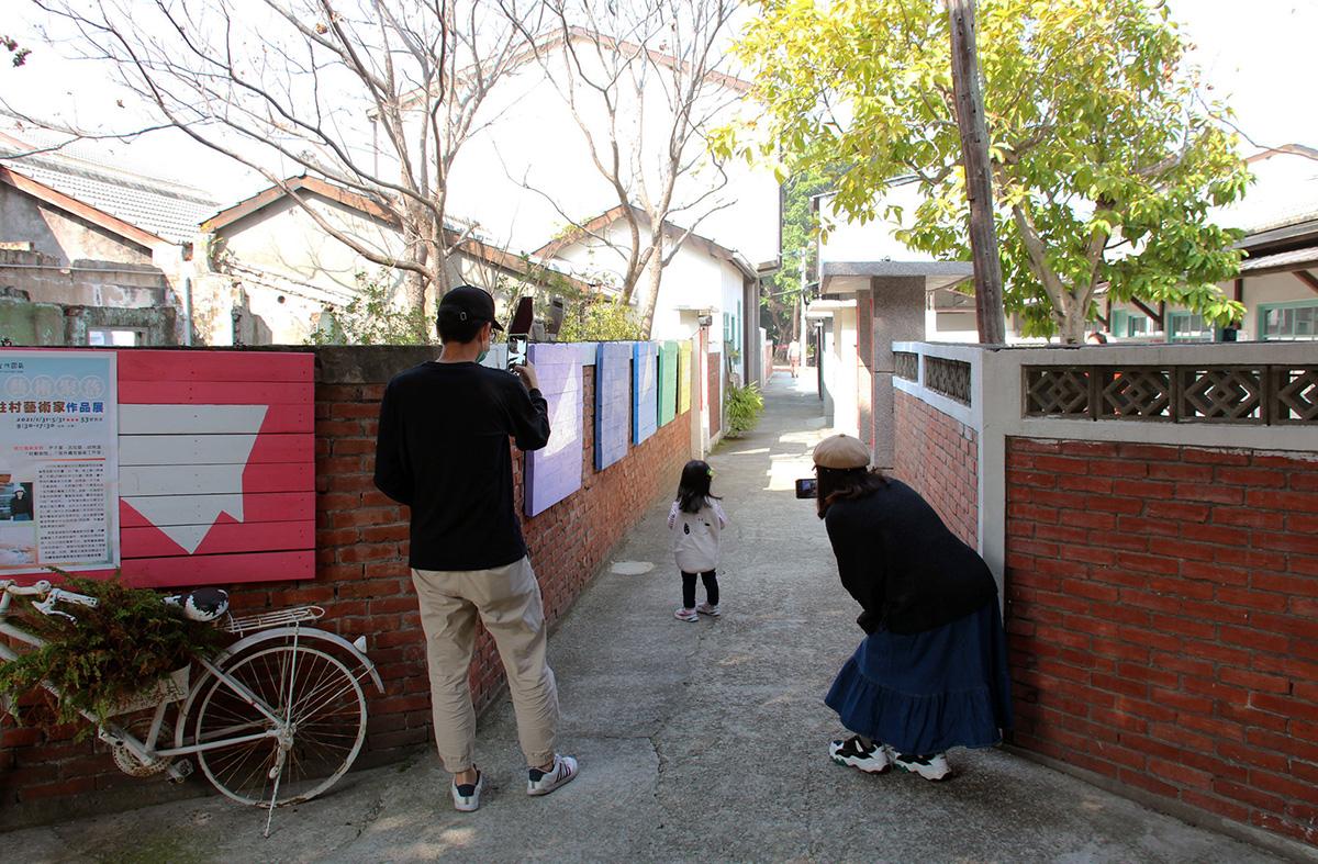 清眷園區社團進駐計畫推出多樣化、多場次的展演活動,為園區注入地方創意與能量,也成為海線文化觀光的亮點