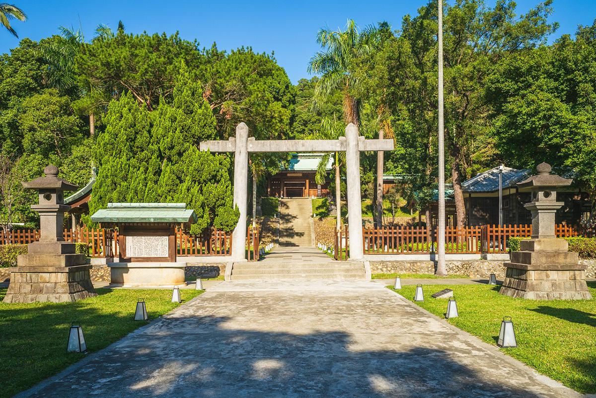 桃園神社忠烈祠-可樂旅遊提供