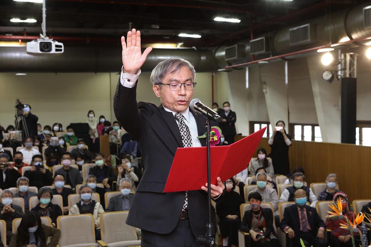 文化部文化資產局局長陳濟民履新   期許繼往開來 擘劃文資新局