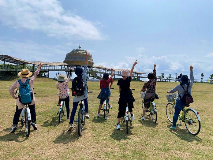 「馬到成功168」自行車深度輕旅行,在專業導覽帶領下,利用兩輪漫遊東海岸,慢活體驗當地特色之美食、住宿、竹筏體驗、熱門打卡景點、樂舞表演、最美星空及地質景觀。