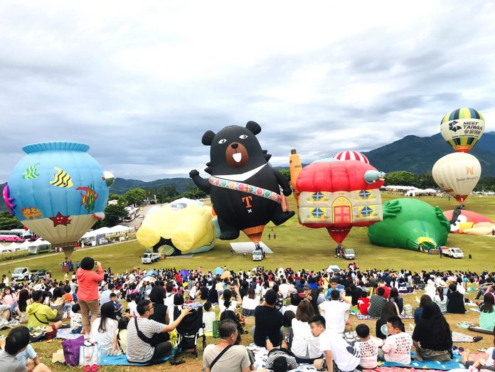 HELLO來臺東!HELLO KITTY熱氣球超萌造型曝光 2021臺灣國際熱氣球嘉年華 光雕音樂會場次公布 活動日期加碼再延長
