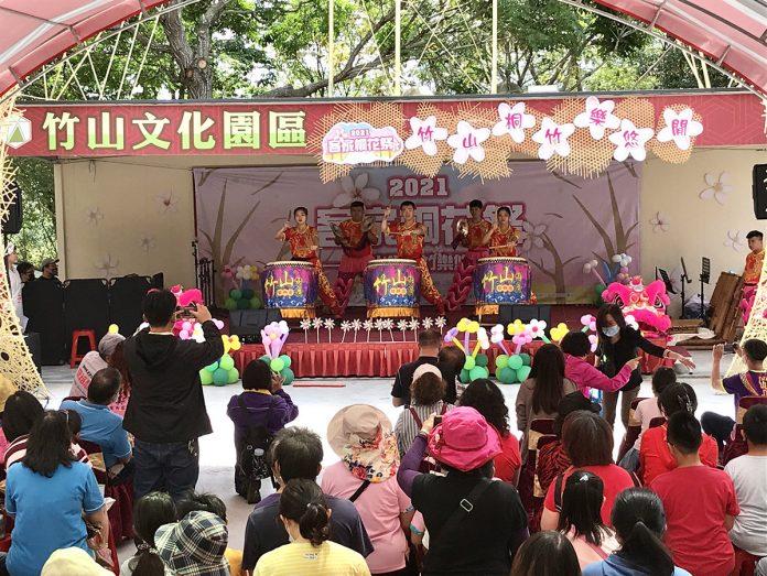 2021客家桐花祭-竹山鎮桐竹樂悠閒活動5/1在竹山文化園區熱鬧登場