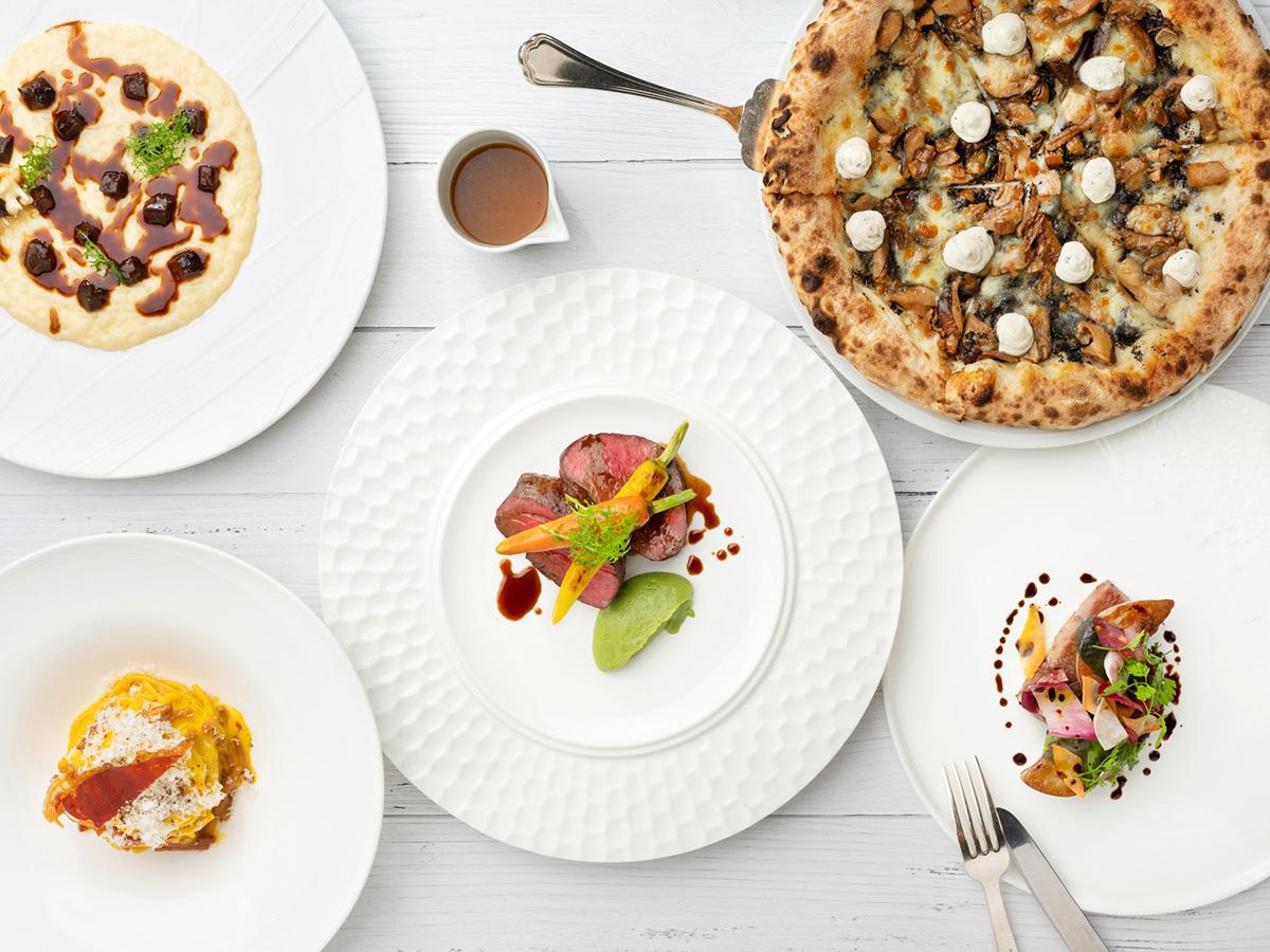台北文華東方酒店「Bencotto」義大利餐廳每周新增外帶菜色,在家即可輕鬆品味經典義式美饌