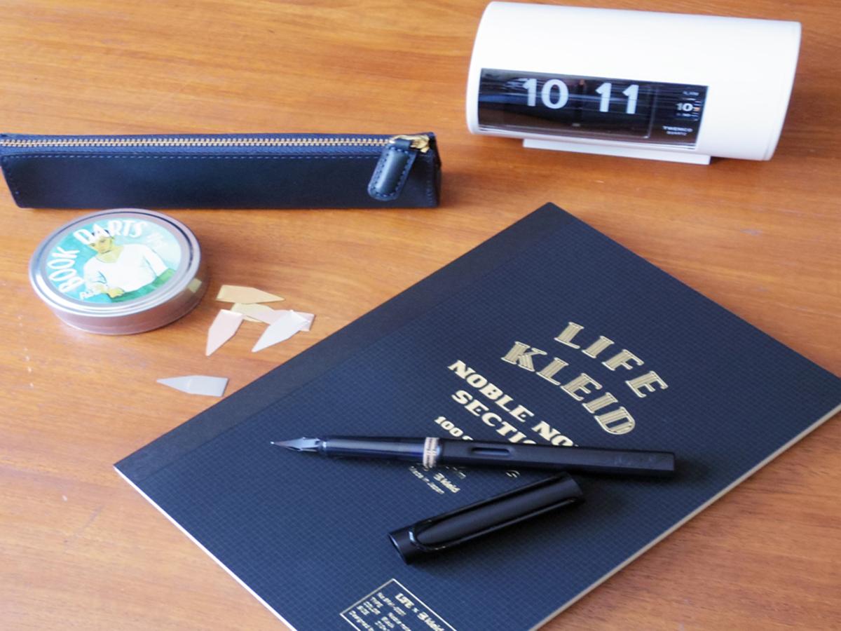 精選日本文具和雜貨的「DESK LABO」,趣味性和實用性兼具。(圖片來源:小田急電鐵株式會社)