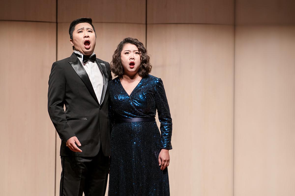 奇美音樂節「遇見莫札特」推出王喬怡與李蘇美聲音樂會。