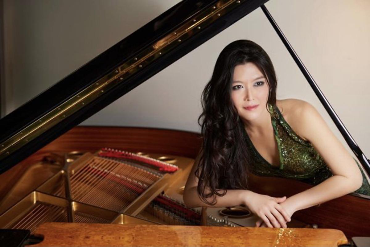 奇美音樂節「遇見莫札特」推出NTSO德奧樂章音樂會,邀請旅美鋼琴家陳偉茵合作。