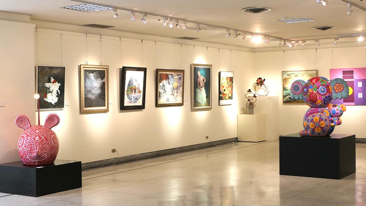 墨海藝術協會2021國際藝術交流展大墩文化中心及小金門同步開展
